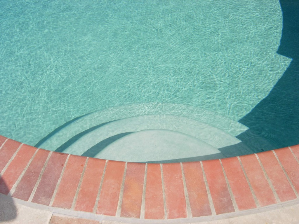 Cayman Green Quartz Finish Skinner Pools