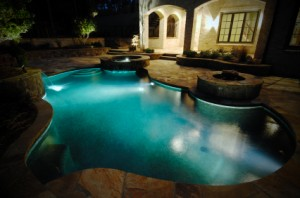 Pool remodel, replaster, redesign