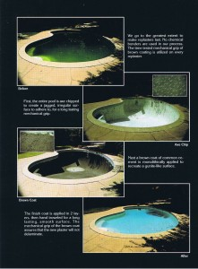 Pool Replastering Process- Skinner Pools